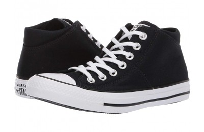 [ Hot Deals ] Converse Chuck Taylor® All Star® Madison True Faves Mid Black