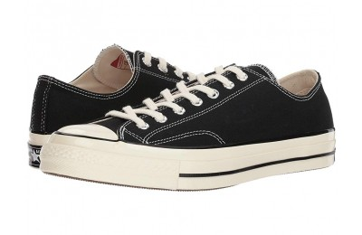 [ Hot Deals ] Converse Chuck Taylor® All Star® '70 Ox Black/Black/Egret