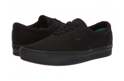 [ Hot Deals ] Vans ComfyCush Era (Classic) Black/Black
