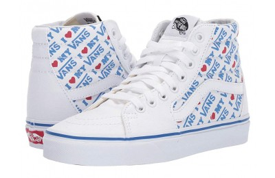 Buy Vans SK8-Hi™ (I heart Buy Vans) True White/True White