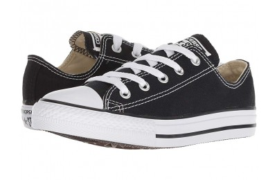 [ Hot Deals ] Converse Kids Chuck Taylor® All Star® Core Ox (Little Kid) Black