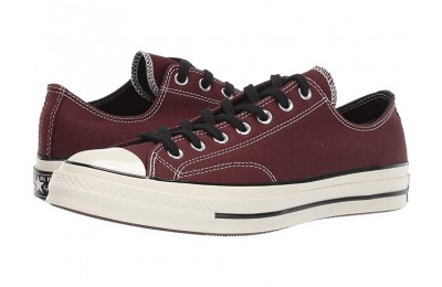 [ Hot Deals ] Converse Chuck Taylor® All Star® '70 Vintage Canvas Ox Barkroot Brown/Black/Egret