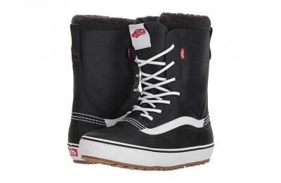 [ Hot Deals ] Vans Standard™ Snow Boot '18 Black/White