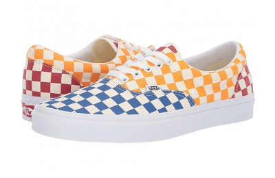 [ Hot Deals ] Vans Era™ (Checkerboard) Multi/True White