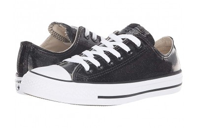 [ Hot Deals ] Converse Chuck Taylor All Star - Wonderworld Ox Black/Black/White