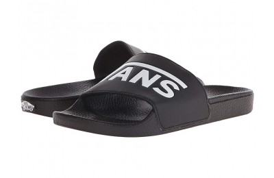 Vans Slide-On (Vans) Black Black Friday Sale