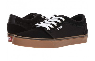 [ Hot Deals ] Vans Chukka Low Black/Black/Gum
