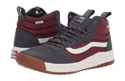 [ Black Friday 2019 ] Vans UltraRange™ Hi DL Ebony/Port