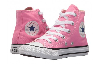 Hot Sale Converse Kids Chuck Taylor® All Star® Core Hi (Little Kid) Pink