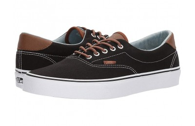 [ Black Friday 2019 ] Vans Era 59 (C&L) Black/Acid Denim
