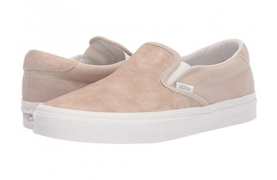 [ Hot Deals ] Vans Slip-On 59 (Washed Nubuck/Canvas)Humus/Blanc
