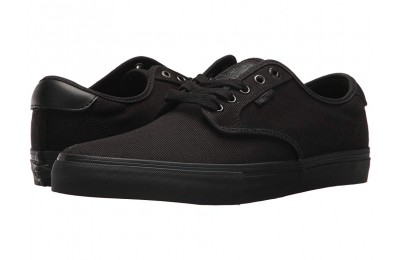 Vans Chima Ferguson Pro (Twill) Blackout Black Friday Sale