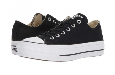 [ Hot Deals ] Converse Chuck Taylor® All Star Canvas Lift Black/Garnet/White