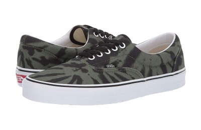 Vans Era™ (Tie-Dye) Garden Green/True White Black Friday Sale
