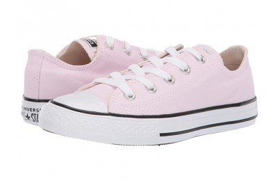 Hot Sale Converse Kids Chuck Taylor® All Star® Core Ox (Little Kid/Big Kid) Pink Foam/Natural/White