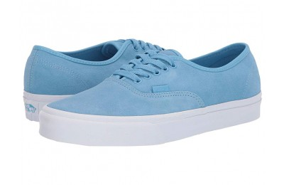 Vans Authentic™ (Soft Suede) Alaskan Blue/True White
