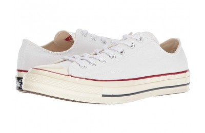 [ Black Friday 2019 ] Converse Chuck Taylor® All Star® '70 Ox White/Garnet/Egret