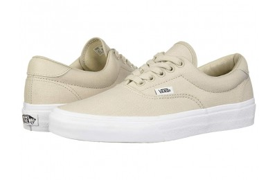 [ Hot Deals ] Vans Era 59 (Suiting) Silver Lining/True White