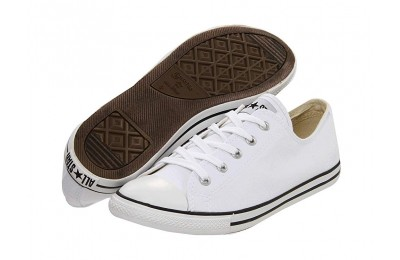 Converse Chuck Taylor® All Star® Dainty Ox White