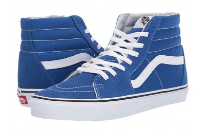 Christmas Deals 2019 - Vans SK8-Hi™ Lapis Blue/True White