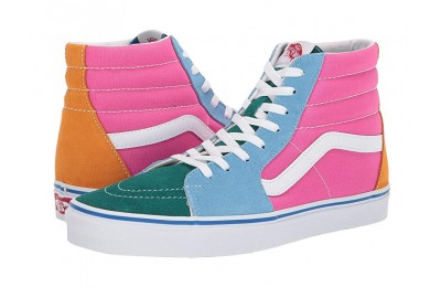 Christmas Deals 2019 - Vans SK8-Hi™ (Suede/Canvas) Bright Multi
