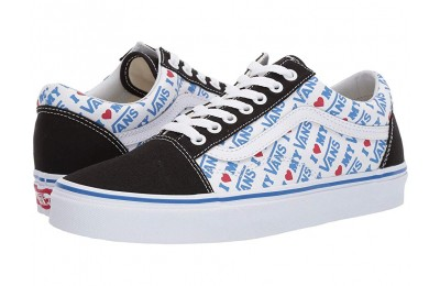 Buy Vans Old Skool™ (I Heart Buy Vans) Black/True White