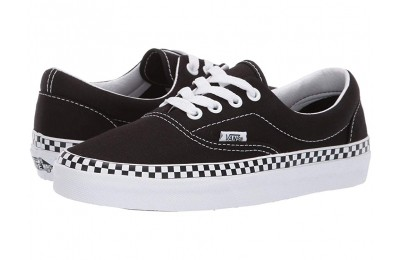 Christmas Deals 2019 - Vans Era™ (Check Foxing) Black/True White