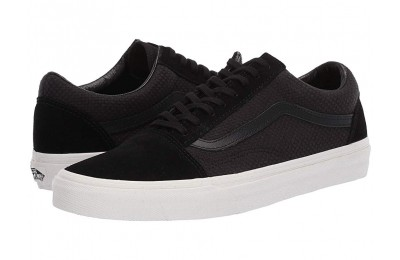Vans Old Skool™ (Woven Check) Black/Snow White Black Friday Sale