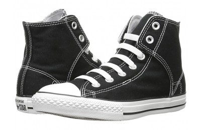 Christmas Deals 2019 - Converse Kids Chuck Taylor® All Star® Easy Slip (Little Kid/Big Kid) Black