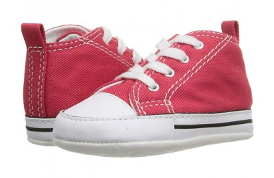 [ Hot Deals ] Converse Kids Ctas First Star (Infant/Toddler) Red