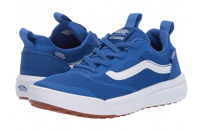 [ Hot Deals ] Vans Kids UltraRange Rapidweld (Little Kid/Big Kid) Lapis Blue/True White