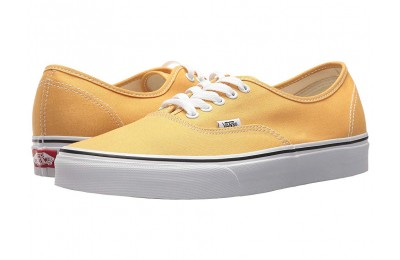 [ Hot Deals ] Vans Authentic™ Ochre/True White