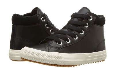 Converse Kids Chuck Taylor® All Star® Pc Boot - Hi (Little Kid/Big Kid) Black/Burnt Caramel/Black