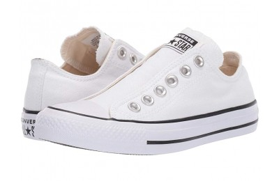 [ Hot Deals ] Converse Chuck Taylor All Star Slip-On White/Black/White