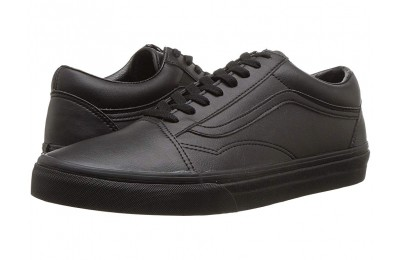 Vans Old Skool™ (Classic Tumble) Black Mono Black Friday Sale