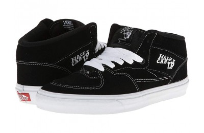 [ Hot Deals ] Vans Half Cab™ Core Classics Black
