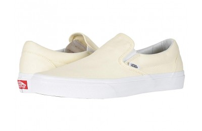 [ Hot Deals ] Vans Classic Slip-On™ Core Classics White (Canvas)
