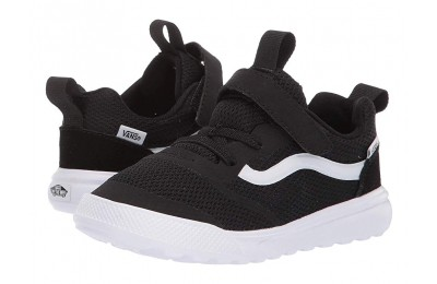 Vans Kids UltraRange Rapidweld (Toddler) Black/True White