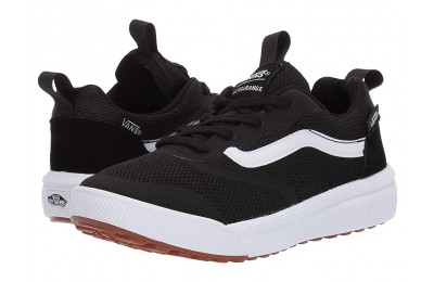 Vans Kids UltraRange Rapidweld (Little Kid/Big Kid) Black/True White