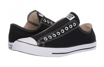[ Hot Deals ] Converse Chuck Taylor All Star Slip-On Black/White/Black