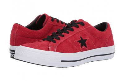 [ Hot Deals ] Converse One Star - Dark Star Enamel Red