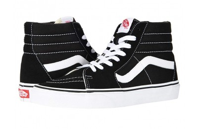 Vans SK8-Hi™ Core Classics Black/White Black Friday Sale