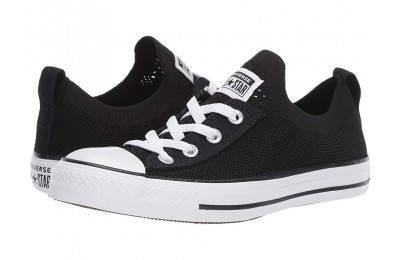 [ Hot Deals ] Converse Chuck Taylor All Star Shoreline Knit Black/White/Black