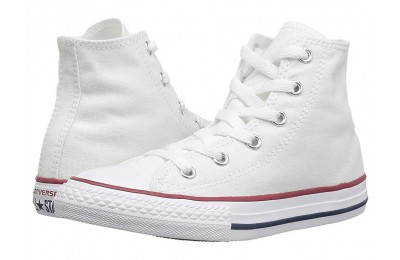[ Hot Deals ] Converse Kids Chuck Taylor® All Star® Core Hi (Infant/Toddler) Optical White