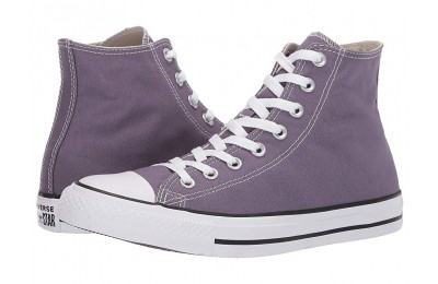 Black Friday Converse Chuck Taylor® All Star® Seasonal Hi Moody Purple Sale
