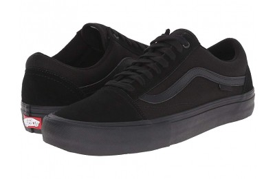 Buy Vans Old Skool Pro Blackout