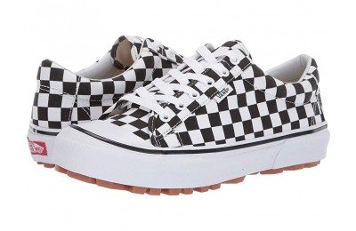 Vans Style 29 Checkerboad/True White Black Friday Sale