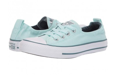 Christmas Deals 2019 - Converse Chuck Taylor® All Star® Shoreline Slip-On Teal Tint/Celestial Teal/White
