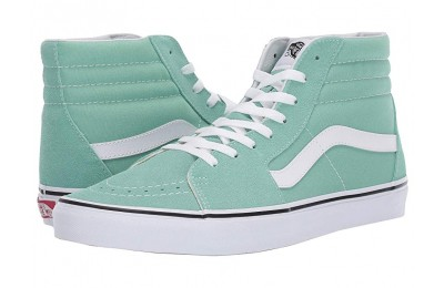 Christmas Deals 2019 - Vans SK8-Hi™ Neptune Green/True White