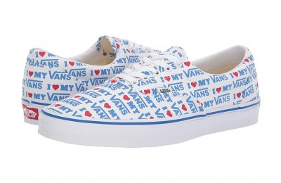 [ Black Friday 2019 ] Vans Era™ (I heart Vans) True White/True White
